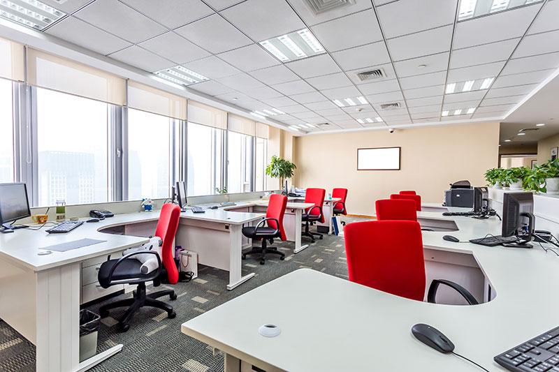 Plus Finance - Modern Office